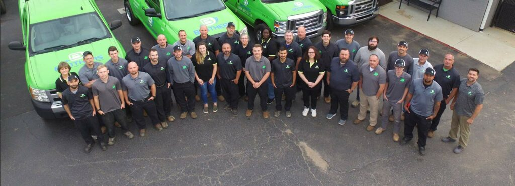 Service Team at Brothers Plumbing, Air, Electric and Water Damage in Greer SC