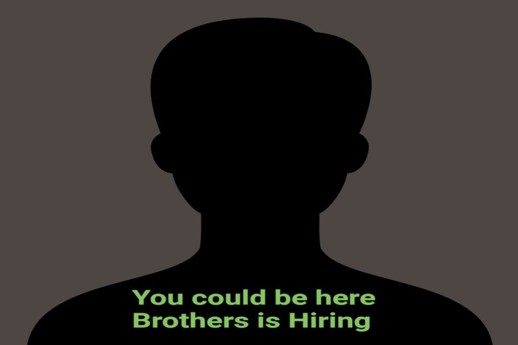 Brothers Plumbing Air and Electric is Hiring